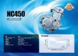 450cc krachtige Chinese Super Motor Nc450 voor vuil-Fiets ATV het Rennen Motorfiets