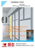 Drywall van het Gips van de vervaardiging Raad/Gipsplaat met Concurrerende Prijs