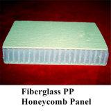 El panel Anti-ULTRAVIOLETA del panal de los PP de la fibra de vidrio de Gelcoat FRP