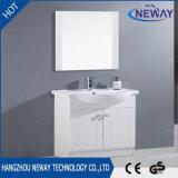 Del nuevo diseño pequeñas Inglaterra unidades de la vanidad del cuarto de baño del PVC