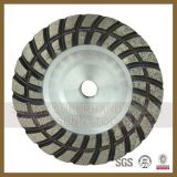 Stone Polishing를 위한 125mm Double Row Diamond Cup Grinding Wheel