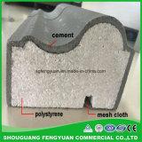 Moulage décoratif de corniche du croisillon ENV de qualité de polystyrène