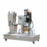 Automatisches Gravity Type Flling Machine Use für Various Coatings