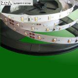 lumière de bande pure de câble du blanc 4000k 3014 LED de 60LEDs/M