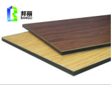 Decorativo Panel Wll Composite Revestimiento de paneles PVDF PE ACP Acm