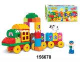 Novidade do bloco de construção educacional de plástico brinquedo para crianças (156678)