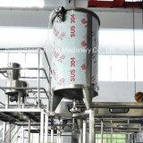 Macchina automatica piena di riempimento a caldo per le bottiglie di plastica della spremuta