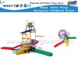 Развлечений Аквапарк горки для взрослых и детей (HD-6701)