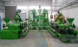 전체적인 타이어 슈레더, 기계를 재생하는 폐기물 타이어