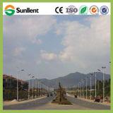 3m 4m 5m 6m 7m 8m 9m 10m 11m 12m 15M Q235 galvanisé à chaud de l'Énergie solaire Énergie pôle d'éclairage de rue