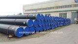 Drie van het Polyethyleen Lagen van de Pijp van de Deklaag voor het Systeem van het Gas