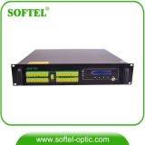 FTTH Council CATV amplificador de fibra óptica com 16 saídas