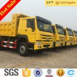 Caminhão pesado Sinotruck HOWO 371HP Camião basculante Caminhão basculante