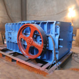 fresadora Triturador de rolo duplo com grande capacidade andava Esmagamento