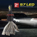 Poder superior 8000lm dos bulbos do farol da lâmpada 36W H13 do carro do diodo emissor de luz