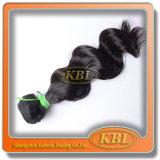Armure brésilienne de cheveux de Vierge pour le prix de femmes de couleur