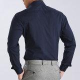 Camice convenzionali di qualità delle camice dell'ufficio degli uomini di qualità di fabbricazione della Cina