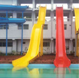 Estruturas plásticas da corrediça do equipamento da corrediça de água dos miúdos (M11-04904)