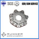Aluminiumlegierung Druckguß Teil kundenspezifisches CNC Bearbeitung-Gussteil-Teil