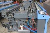 340cmの550rpm高速空気ジェット機の織機の織物の編む機械