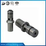 Подвергать механической обработке CNC точности металла OEM/части швейной машины поворачивать/Lathe