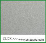 Pedra artificial concreta lustrosa de quartzo 4003