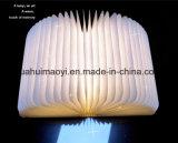 100 % de l'environnement décoration lumière pliable USB/LED lampe de table en forme de livre de Lumio