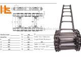 La mejor cinta transportadora para la pavimentadora del asfalto de Vogele Abg 325
