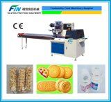 Máquina de embalagem do fluxo para o pão, sabão, acondicionamento de alimentos