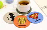 Mini Cup Coaster comida vanguardista de borracha de PVC Montanha Russa de cerveja de mesa