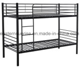 Кровать нары утюга металла самомоднейшей конструкции стальная/двойная кровать