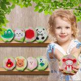 Cartoon enfants bain d'huile essentielle de la gelée Anti-Inflammatory Handmade Savon antibactérien ODM OEM