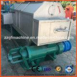 Het Residu die van het biogas en Machine ontwateren scheiden