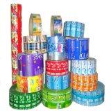 Luvas do Shrink do PVC para etiquetas do frasco em Rolls