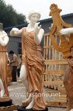 Statua di marmo d'impionbatura della scultura del giardino
