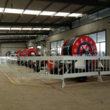 Sistema de irrigación automático del carrete del manguito de Huisong de la serie de JP en venta