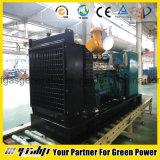 100kwガスの発電機の開いたタイプ
