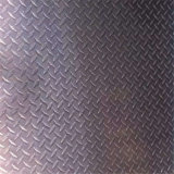 3003 de ruit In reliëf gemaakte Plaat van het Blad van het Aluminium voor Schip, Boot