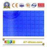 3mm, 4mm, 5mm, 6mm Groen/Grijs/blauw-Nashiji-Getelegrafeerd Gevormd Glas/Gekleurd Gevormd Glas