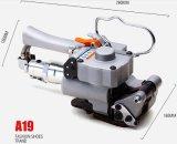 A19 Huisdier/Plastic Hand Combiation die de Machine van het Lassen van het Hulpmiddel vastbinden