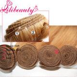 Weave волос Remy девственницы волос цвета Перу высокой ранга прямой бразильский
