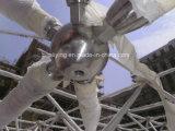 Estructura de la red del espacio del acero inoxidable en Guangzhou