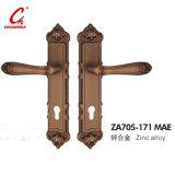 旧式な様式デザインドアロックのハンドル(ZA705)
