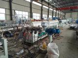 Riga/produzione dell'espulsione del tubo dell'approvvigionamento di gas dell'acqua/dell'HDPE che fa macchina