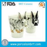 Design personalizado personalizada porcelana Caneca em 3D