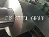 Hojas duras llenas del hierro de G550 Zincalume/bobina de acero de Aluzinc del Galvalume