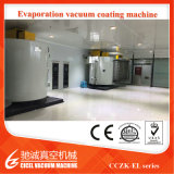 Schuh-Ferse-Vakuum, das Beschichtung-Maschine metallisiert