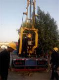 aléseuse de l'eau de profondeur de 160m, prix de plate-forme de forage de puits d'eau