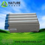 Cartucho de toner compatible del color de Oki C5550/C6100