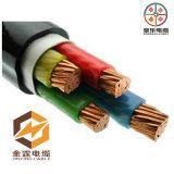 XLPE изолировало силовой кабель LV силового кабеля 240mm для конструкции
